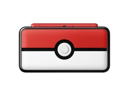 Consola New 2DS NINTENDO XL Pokeball Edition