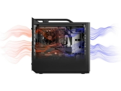 Desktop Gaming LENOVO Legion T530-28ICB (Intel Core i7-8700 - NVIDIA GeForce GTX 1050 Ti - RAM: 16 GB - 1 TB HDD) — Windows 10 Home | WiFi - Bluetooth