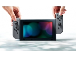 Consola Nintendo Switch V2 (32 GB - Gris)
