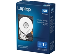 Disco Duro Interno 1 TB 2,5''  WD BLUE