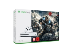 Xbox One S 1 TB + Gears of War