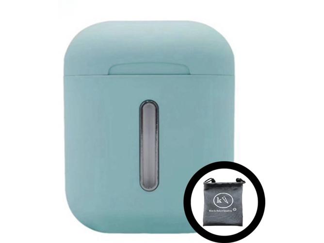 Auriculares Bluetooth True Wireless KLACK Q8L (In Ear - Azul)