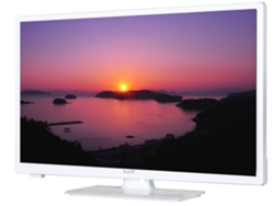 TV LED 24'' KUNFT 24VLM Blanco -HD Ready