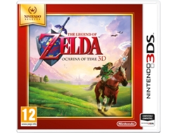 3DS Selects The Legend of Zelda: Ocarina of Time 3D