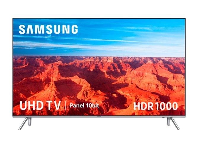 TV SAMSUNG UE49MU7005TXXC (LED - 49'' - 124 cm - 4K Ultra HD - Smart TV)