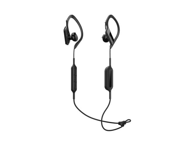 57670637639 Auriculares Bluetooth PANASONIC RP-BTS10E (In ear - Negro)