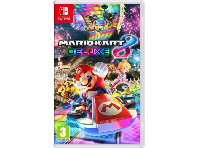 Nintendo Switch Mario Kart 8 Deluxe Worten