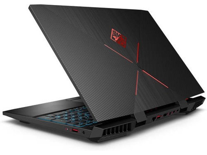Portátil Gaming HP OMEN 15-dc0022ns (Intel Core i5-8300H - NVIDIA GeForce GTX 1050 - RAM: 12 GB - 1 TB HDD + 128 GB SSD - 15.6'') — Windows 10 Home | Full HD