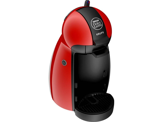 Cafetera NESCAFÉ DOLCE GUSTO Krups KP1006P0 (15 bar - Rojo y Negro) — Dolce Gusto | 15 bar