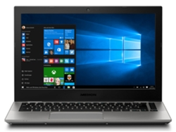 Portátil MEDION S3409 (13.3'', Intel Core i3-7100U, RAM: 8 GB, 256 GB SSD, Intel HD 620) — Windows 10 Home | Full HD