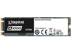 Disco Duro SSD KINGSTON A1000 M.2 2280 960 GB