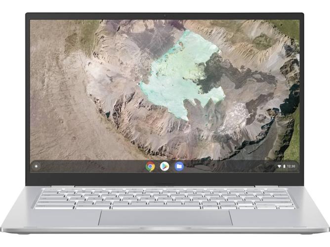 Portátil ASUS Chromebook Z3400CT-H50132 (14'' - Intel Pentium Gold 4415Y - RAM: 8 GB - 64 GB eMMC - Intel HD Graphics 615)