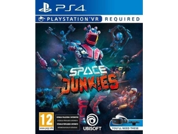 Preventa juego PS VR Space Junkies
