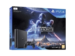 Consola PS4 1TB  + Star Wars Battlefront II