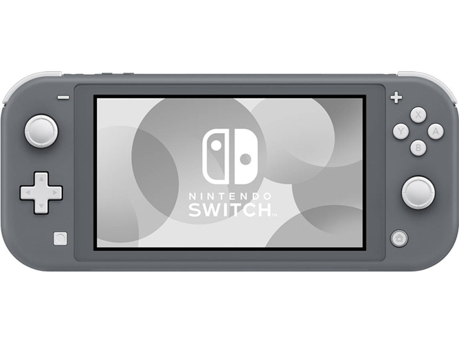 Consola Nintendo Switch Lite (32 GB - Gris)