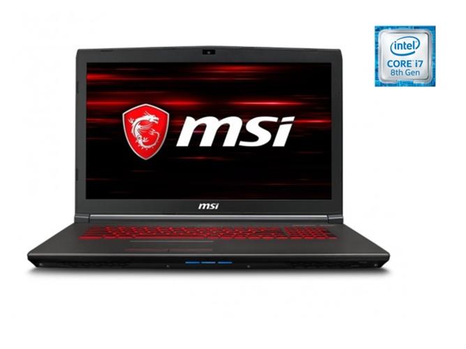 Portátil Gaming 17,3\'\' MSI GV72 I7-8750H ( i7-8750H, 8 GB RAM, 1 TB ...
