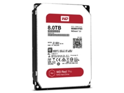 Disco Duro Interno 8 TB 3,5´´ WD Red WD80EFZX