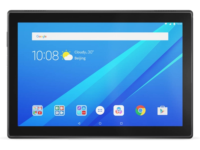 Tablet 10.1''  LENOVO Tab 4 16 GB Negro
