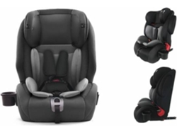 Silla Auto STAR IBABY City Fix HQ 668 SPS Black Grey (Grupo 1/2/3)