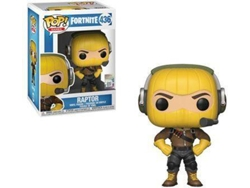 Figura de vinilo FUNKO POP ! Fortnite: Raptor