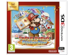 3DS Selects Paper Mario: Sticker Star
