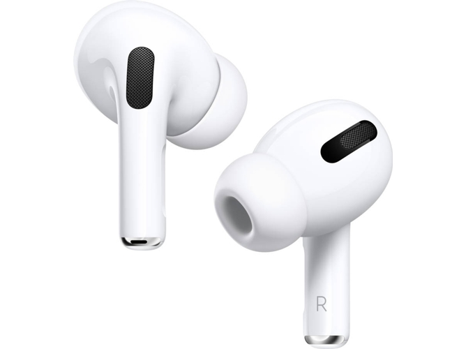 AirPods Pro APPLE (In Ear - Micrófono - Noise Canceling - Blanco)