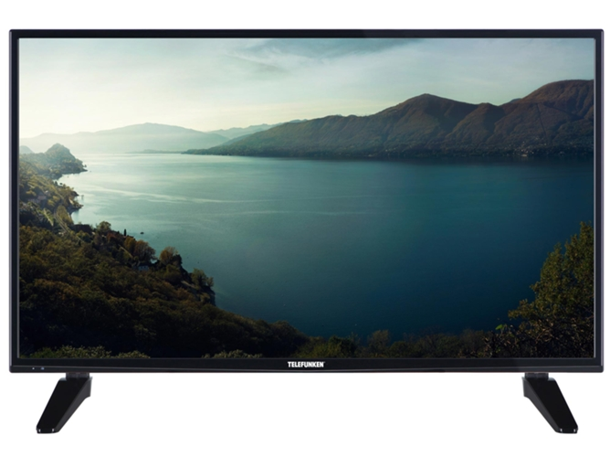 TV LED Smart Tv 40'' TELEFUNKEN DOMUS40DVISMW -Full HD, 50 Hz