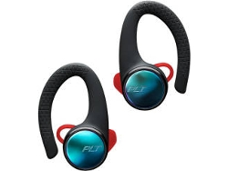 Auriculares Bluetooth PLANTRONICS BackBeat Fit 3100 (Azul)