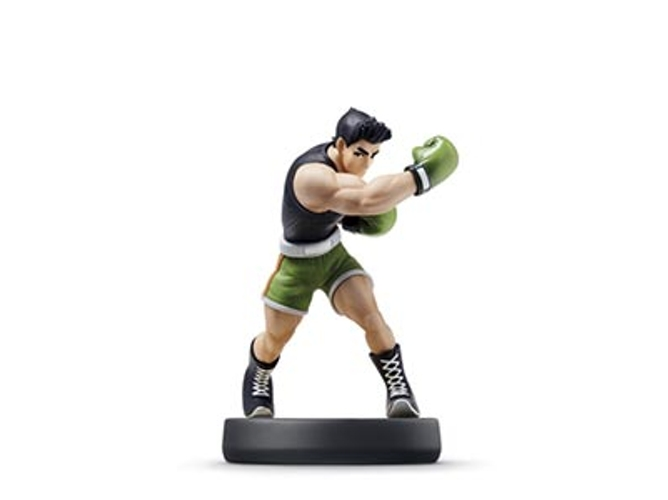 Figura Amiibo Smash: Little Mac — Colección: Super Smash Bros