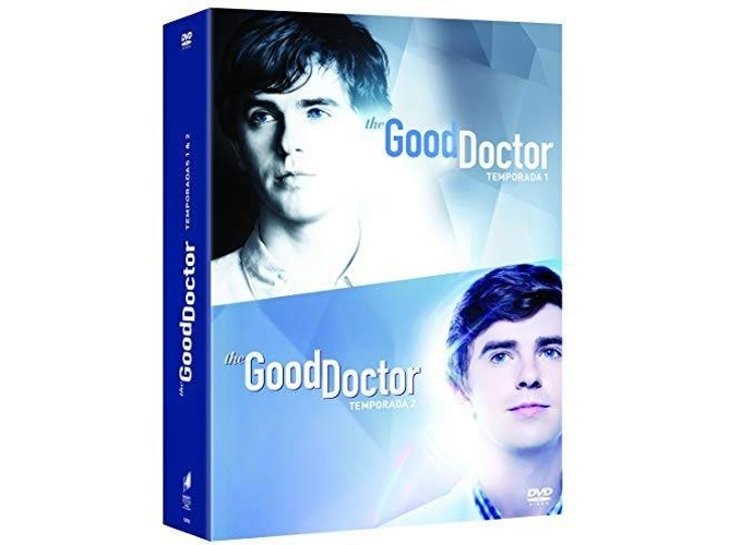 DVD Pack 1+2: The Good Doctor