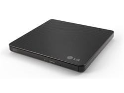 Regrabador LG Exerno Ultra-Slim Negro
