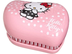 Cepillo para el Cabello TANGLE TEEZER Compact Detangling Hello Kitty Cepillo Rosa (1 un)