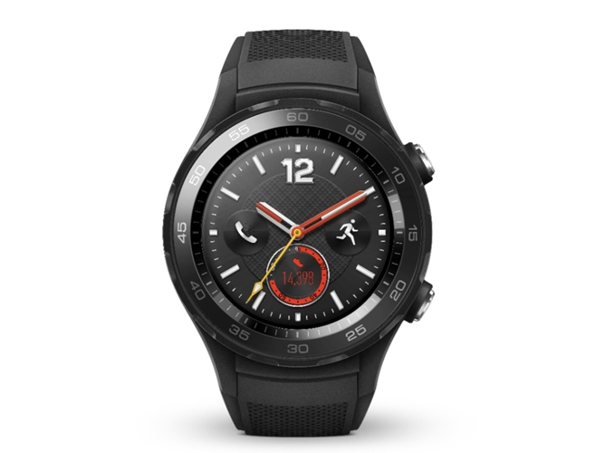 Smartwatch HUAWEI Watch W2 Negro