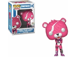 Figura de vinilo FUNKO POP Llavero Fortnite: Cuddle Team Leader
