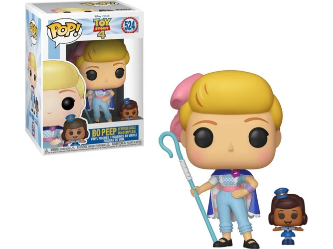 Figura FUNKO Pop! Disney Toy Story 4 Bo Peep & Officer McDimples