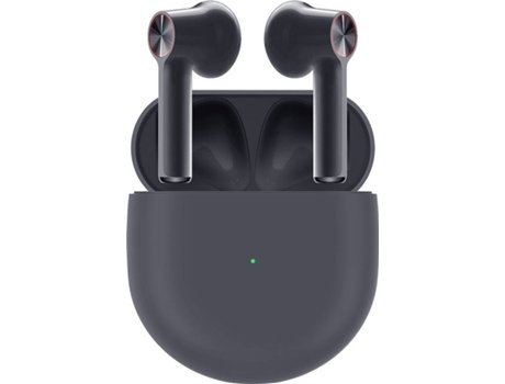 Auriculares Bluetooth True Wireless ONEPLUS Buds (In Ear - Gris)