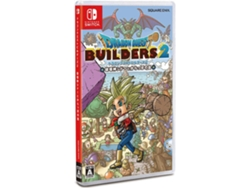 Preventa Juego NINTENDO SWITCH Dragon Quest Builders 2 (M7)