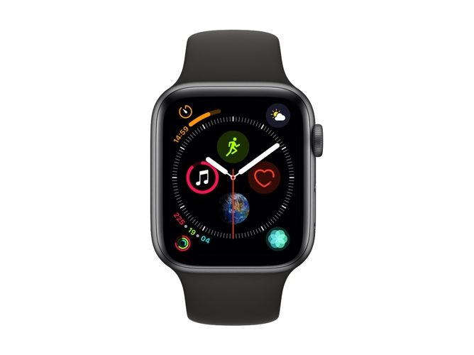 83e4241e99c7 APPLE Watch Series 4 44mm deportivo gris espacial