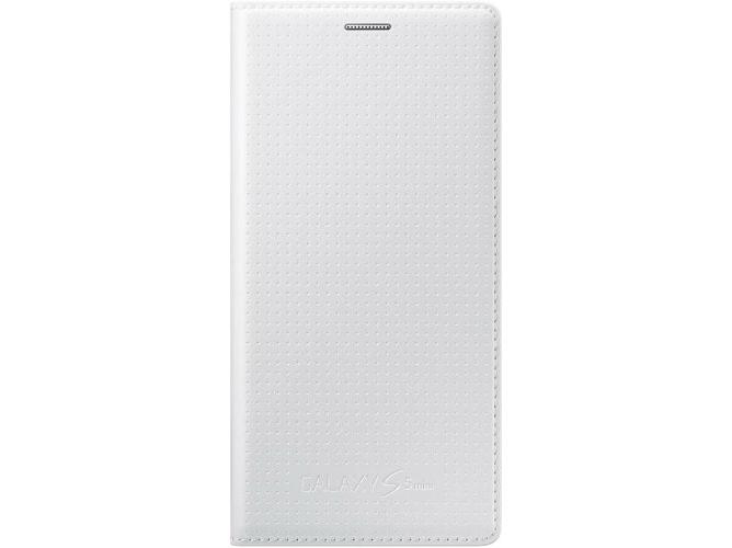 e2089bd6377 Funda SAMSUNG Flip Galaxy S5 mini blanco - WORTEN