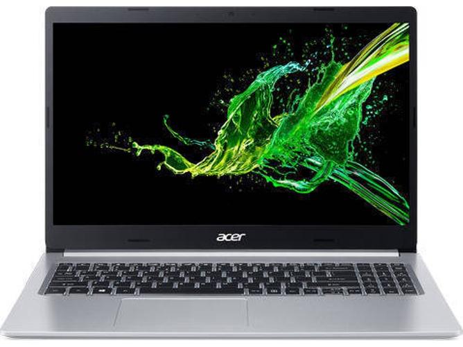 Portátil Reacondicionado ACER Aspire 5 A515-54-72TH (Grado C - 15.6'' - Intel Core i7-10510U - RAM: 8 GB - 256 GB SSD - UMA)