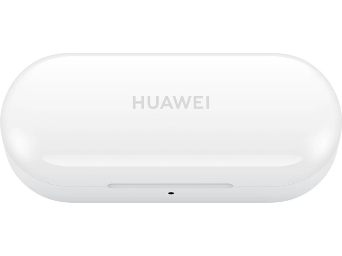 Auriculares Bluetooth HUAWEI FreeBuds Lite (In Ear - Microfóno - Noise canceling - Blanco)