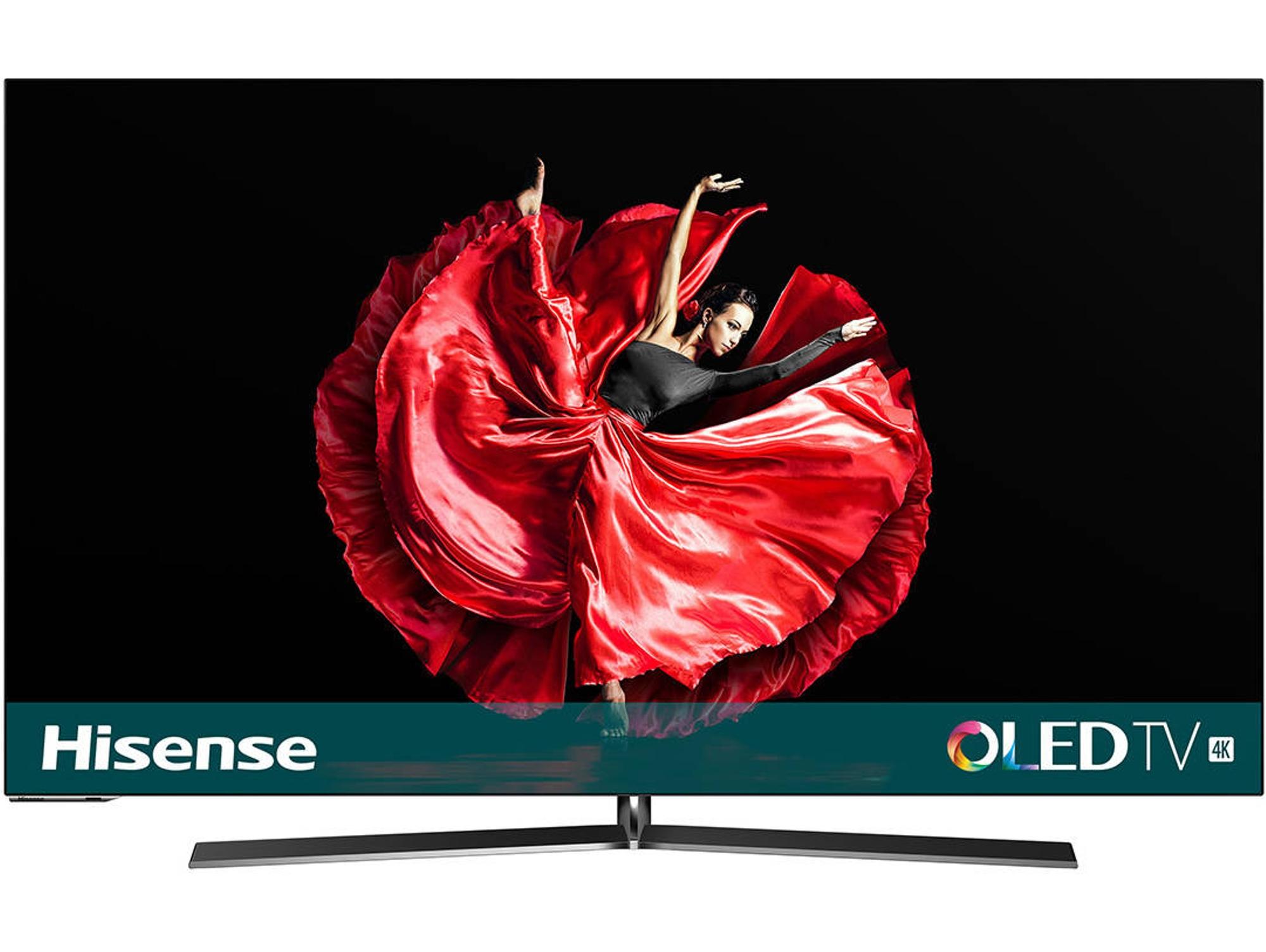 TV HISENSE 55O8B (OLED - 55'' - 140 cm - 4K Ultra HD - Smart TV)   Worten.es