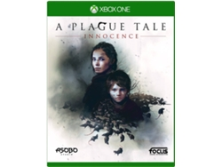 Juego XBOX ONE A Plague Tale: Innoncence