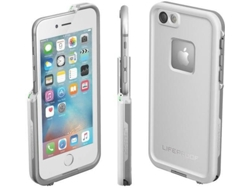 Carcasa iPhone 6, 6s OTTERBOX Lifeproof Avalanch Blanco — Compatibilidad: iPhone 6, 6s