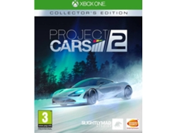 Juego Xbox One Project Cars 2 (Collector's Edition)