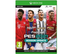 Juego Xbox One PES 2021 (Deportes - M3)