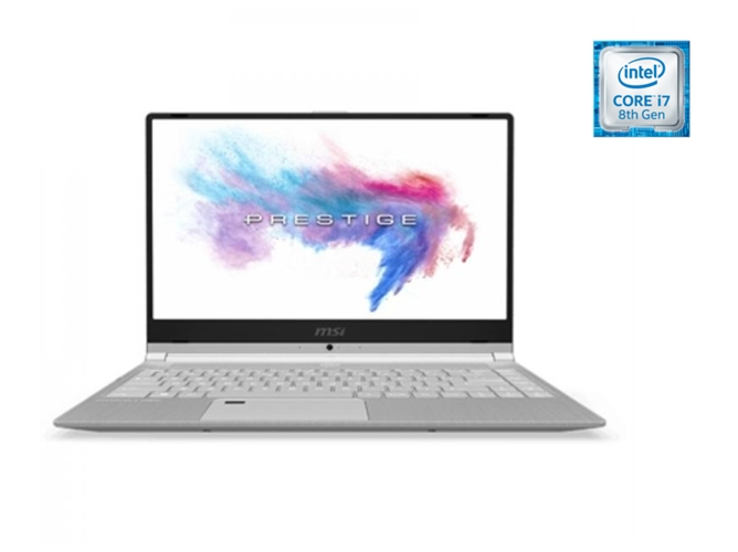 d8c8d5dea180 Portátil Profesional 14'' MSI PS42-072ES (i7, RAM: 8 GB, Disco duro: 512 GB  SSD)