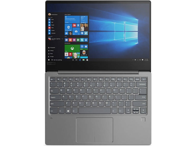 Portátil LENOVO Ideapad 720S-13IKBR - 81BV0098SP (13.3'' - Intel Core i5-8250U - RAM: 8 GB - 256 GB SSD - Intel HD 620) — Windows 10 Home