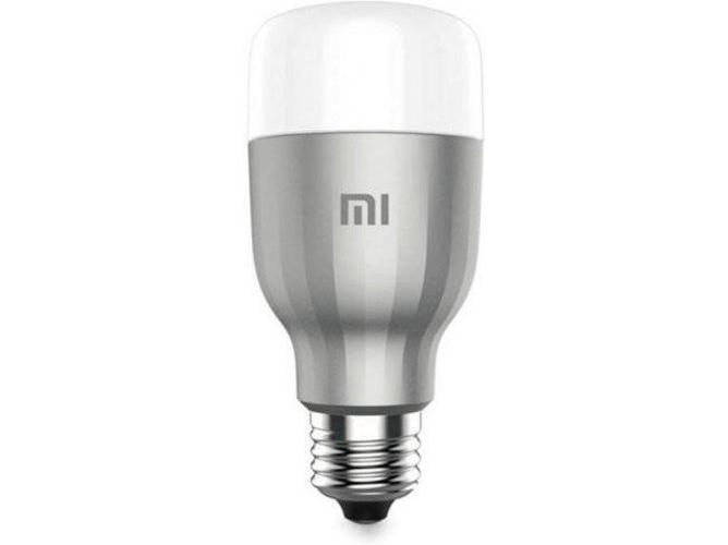 color E27 Mi y LED YeelightWi Lámpara Blanco XIAOMI inteligente fi NX8POwkn0Z