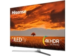 TV HISENSE 55U7A (LED - 55'' - 140 cm - 4K Ultra HD - Smart TV) — .